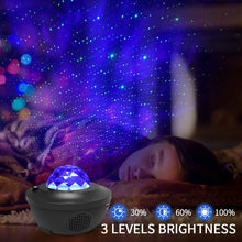 Starry Light Galaxy Projector