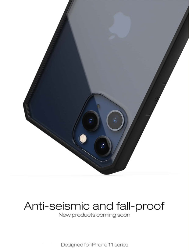 Anti-fall Clear iPhone Case
