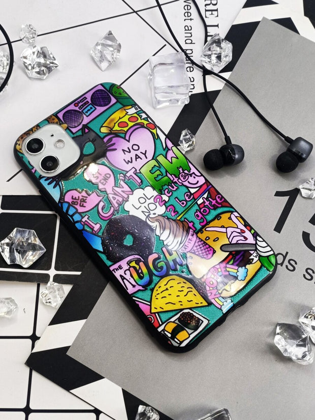 Graphic iPhone Case