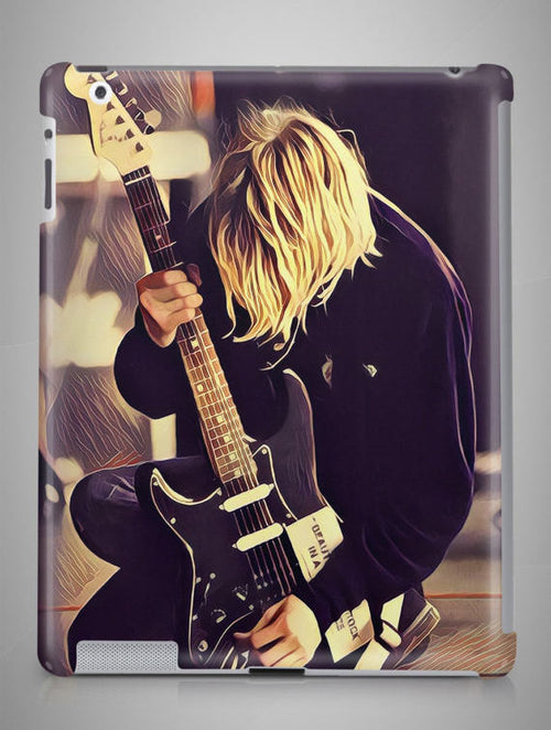 Kurt Cobain iPad Case iPad Mini Case iPad Air Case