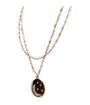 Laconic Style Layered Necklace J07 - 3 Color