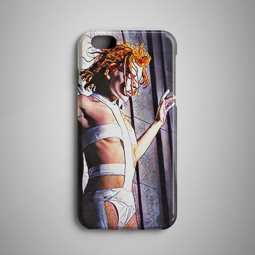 Fifth Element iPhone 8 Case Samsung Galaxy S8 Case