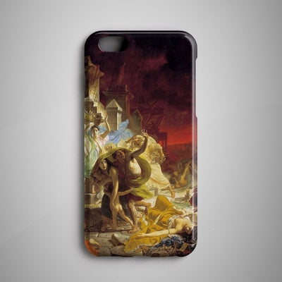 Pompeii Painting iPhone X Case iPhone 8 Plus Case