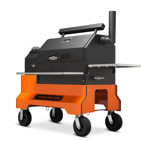 Yoder YS 640S Competition Cart Pellet Grill