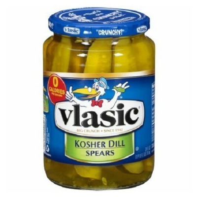 Vlasic Kosher Dill Spears