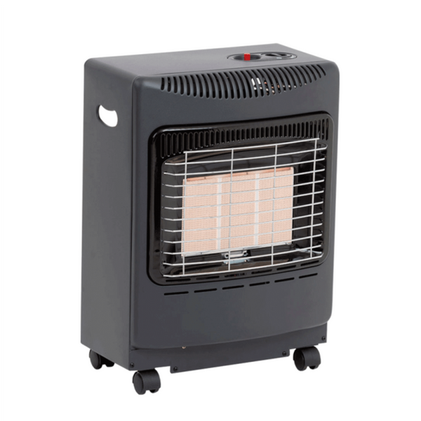 Mini Radiant Heater Black