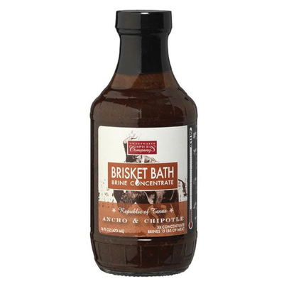 Sweetwater Spice Company Apple Chipotle BBQ Bath Brine Concentrate - 473ml (16 oz)