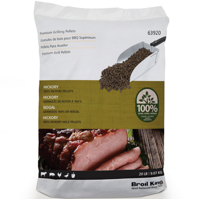 Broil King Pellets - Hickory 9kg