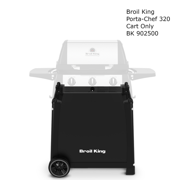 Broil King Porta-Chef 320, Cart Only