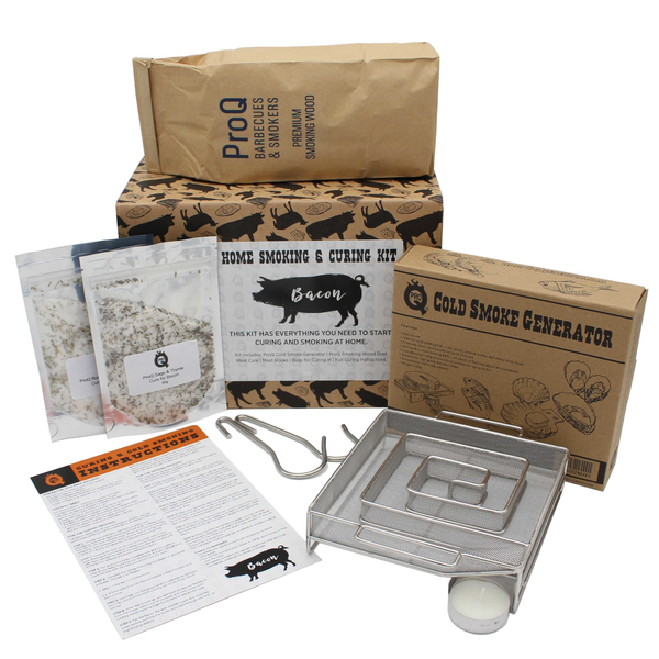 ProQ Cold Smoking & Curing Kit - Bacon