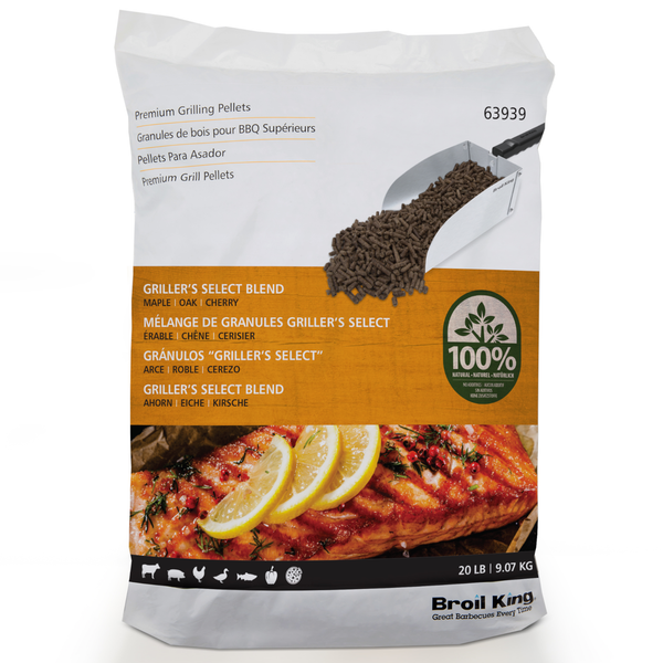 Broil King Pellets - Griller's Select Blend