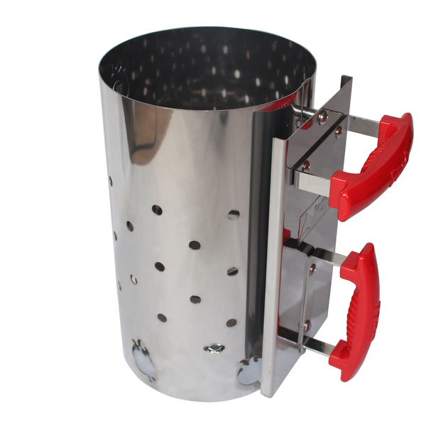 ProQ Charcoal Chimney Starter - Stainless Steel
