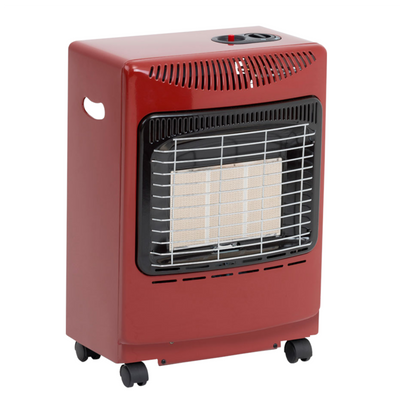 Mini Radiant Heater Red