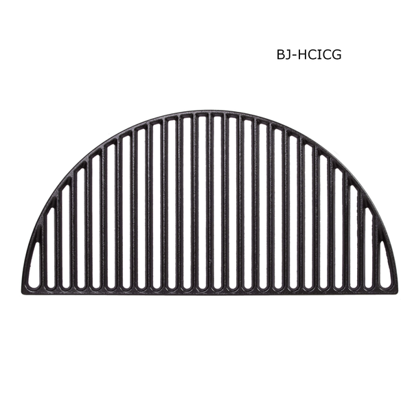 KJ Big Joe Half Moon Cast Iron Grate