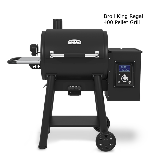 Boil King Regal Pellet 400
