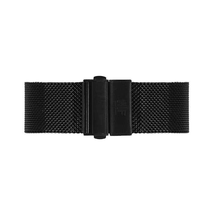 Black Mesh Band 43mm