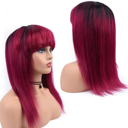 Straight Hair Wigs For Women