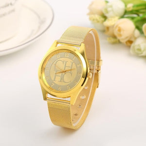 Buy Luxury Gold Women Watch from Castookie Free Worldwide Shipping