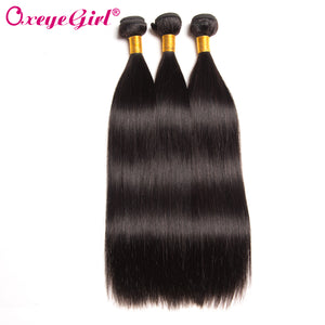 Buy Malaysian Straight Hair 3 Bundles/Bag from Castookie Free Worldwide Shipping