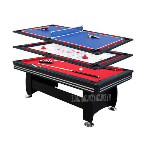 Buy 3 In 1 Convertible Billiard Table Set from Castookie Free Worldwide Shipping
