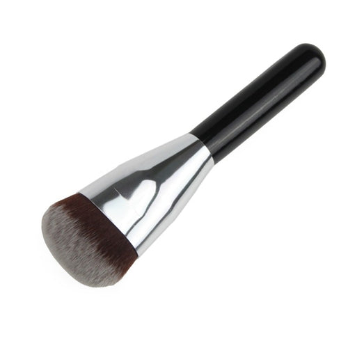 Buy Professional Blusher Contour Powder Brushes Pink Hair Makeup Tools Foundation Brush New from Castookie Free Worldwide Shipping