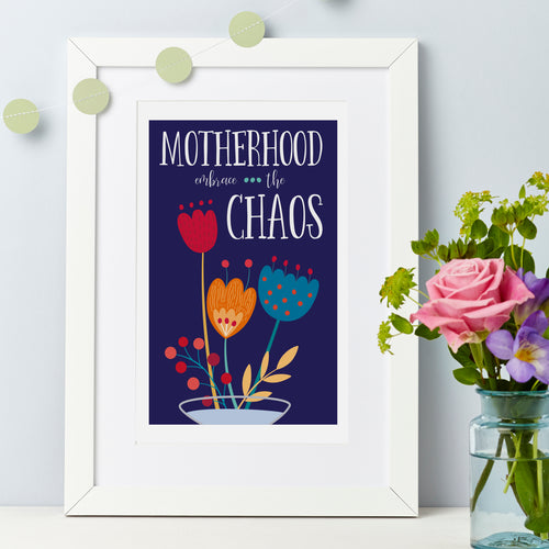 Motherhood - Mother's Day Gift Print