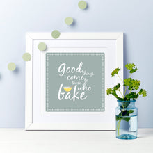 The Best Baker Personalised Gift