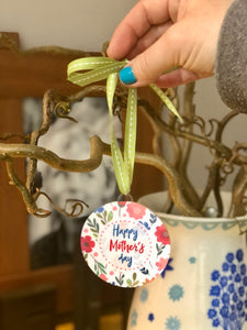 Mother's Day flower hanging decoration