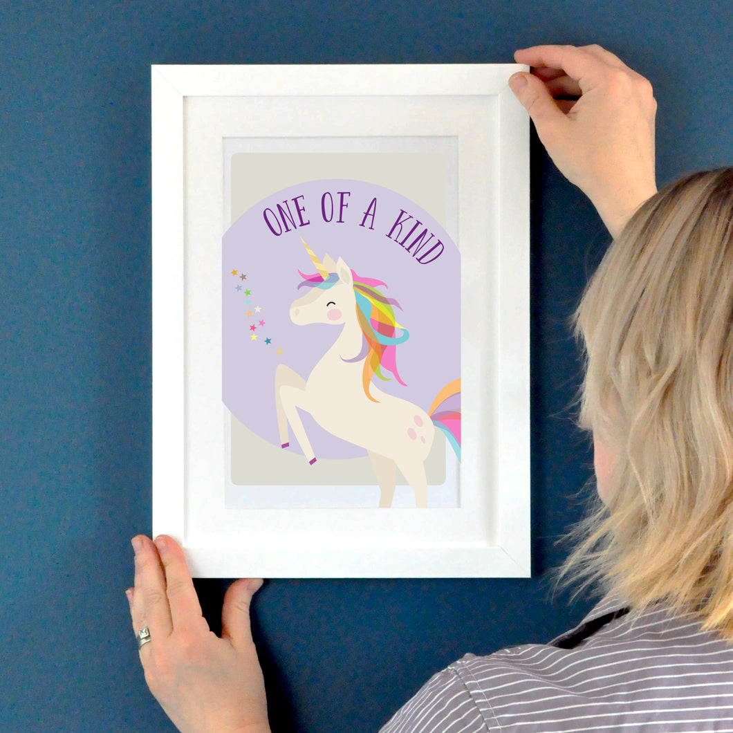 One Of A Kind Unicorn - Download