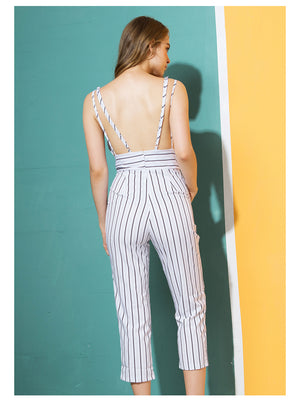JOCEE Jumpsuit Striped