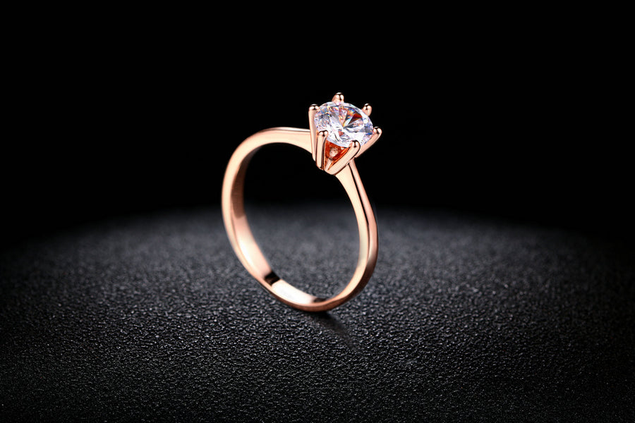 Princess Crystal Ring