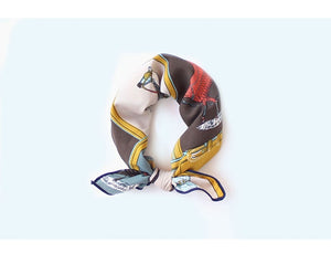 ANNE Silk Scarf