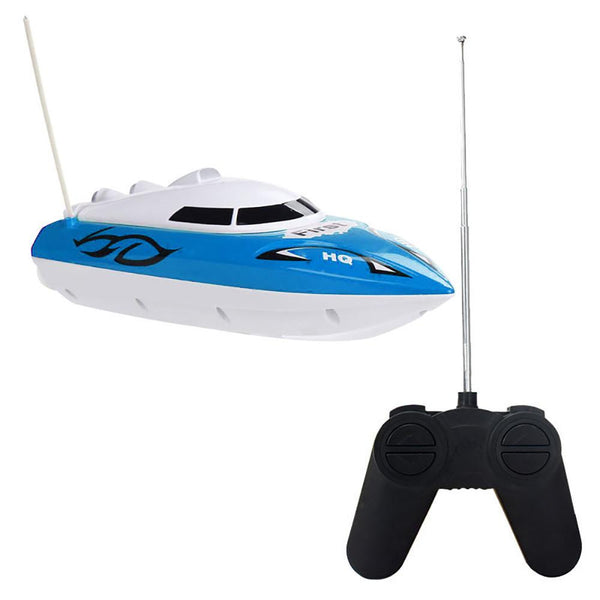 Cool Toy 10 inch RC Boat Radio Remote Control RTR Electric Dual Motor Toy Remote toys for Children