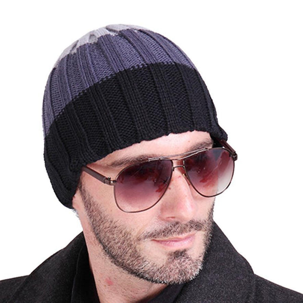 1PC Winter Unisex Women Men Knit Ski Hat For Outdoor Sport#FC26