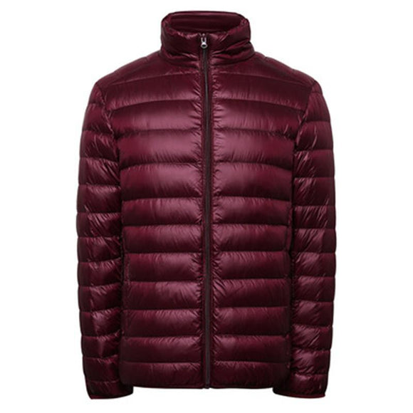 New Casual Ultralight Mens Duck Down Jackets -  - Drako Store