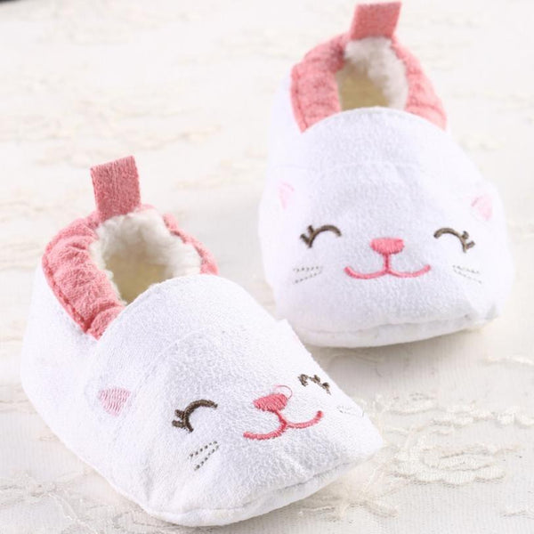Infant Fashion New Cute Girls Cartoon Minnie Princess Shoe First Walkers Toddler Baby Shoes Newborn Crib Shoes Prewalker
