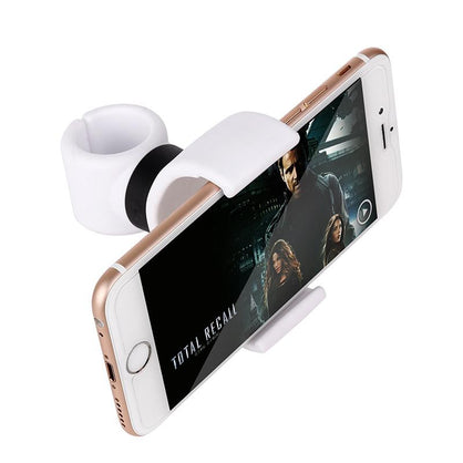 Powstro Bicycle Car Cell Phone Holder Stands 360 Degrees Universal Smartphone holder for iPhone Samsung HUAWEI Xiaomi LG