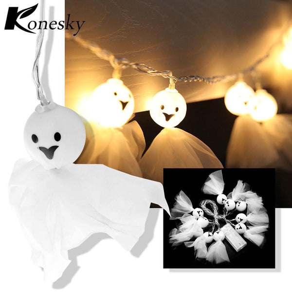 10 Leds LED Sunny Dolls Style String Lights Christmas Garden Decoration Indoor Outdoor Ambient Lighting For Party, Wedding, room