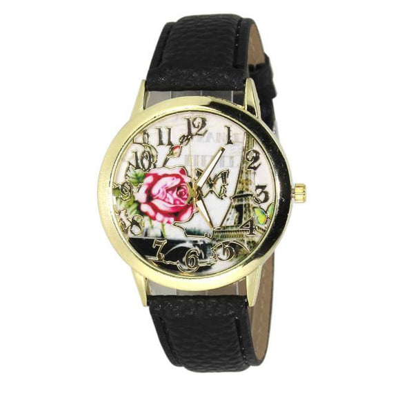 Women Band Analog Quartzsiness Wrist Watch -  - Drako Store