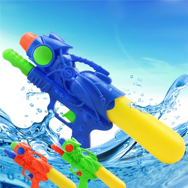 3 Pcs 33cm Powerful Pump Action Water Guns Pistol for Kids Children