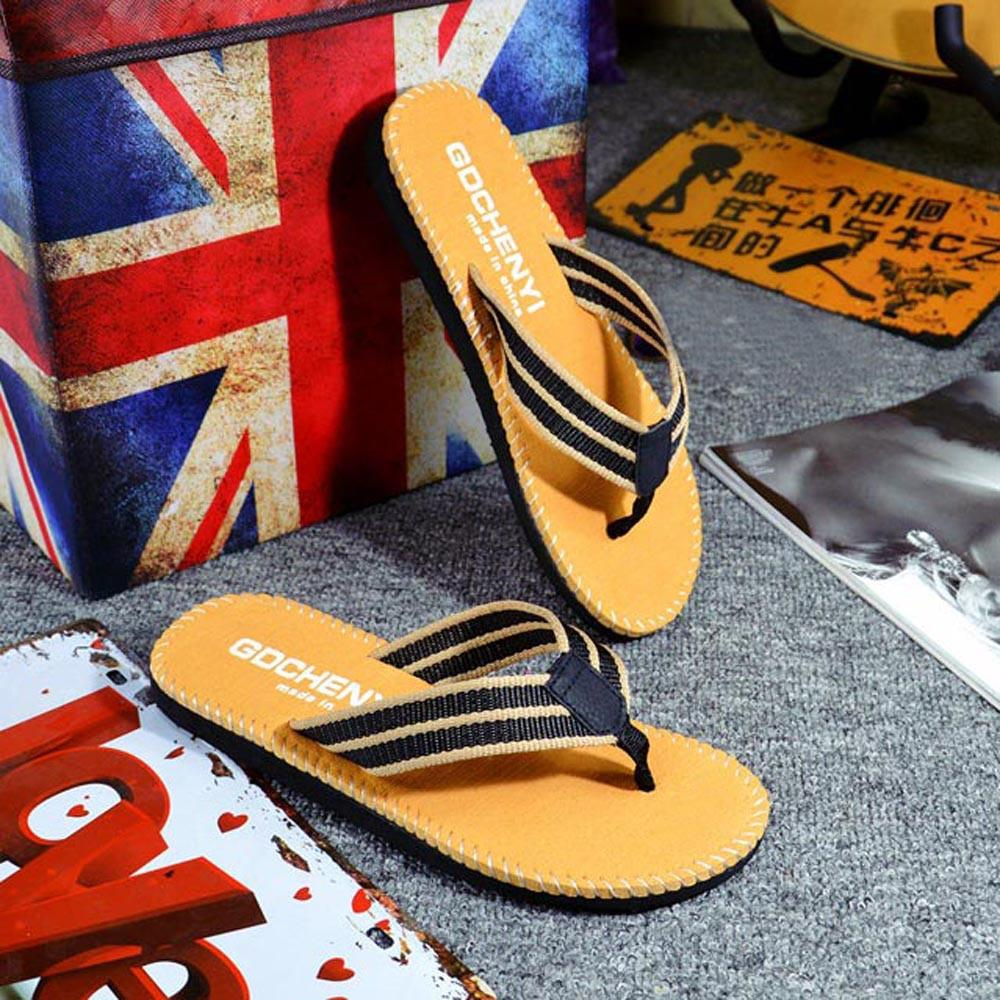 Men Summer Flip Flops Shoes Sandals Male Slipper Flip-flops