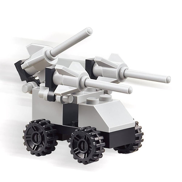 3 Sets XIPOO Space Series XP95001 XP95002 XP95003 Super Radar Chariots Educational Building Block Toys