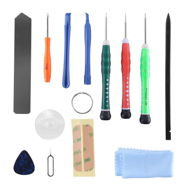 13 pcs Smart Phone Case Opening Tools Plastic Pry Tools No Scratch Screen for IPhone X 8 7 Tablet