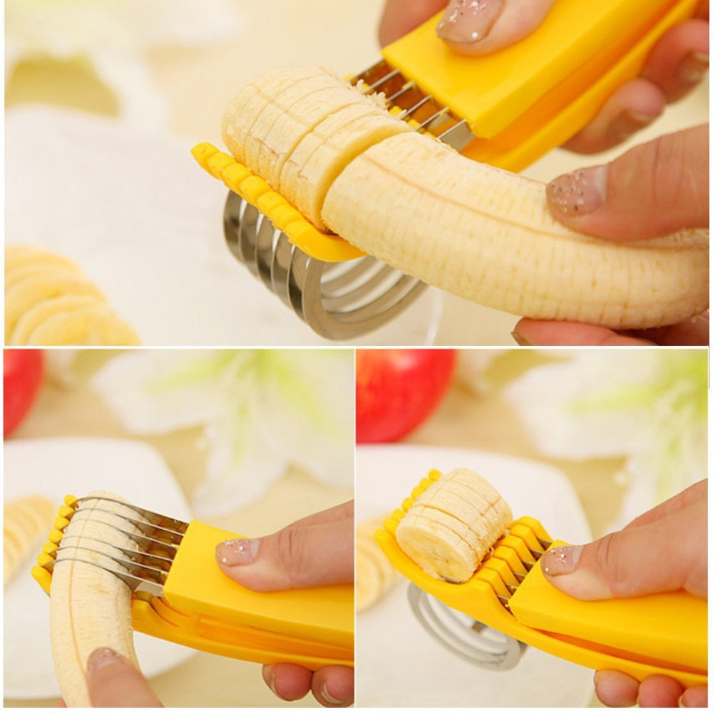 Banana Slicer Kitchen Tools