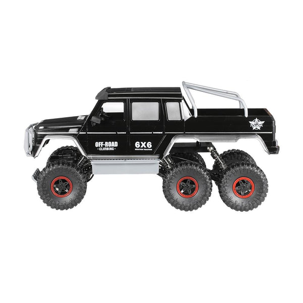Flytec 699-119 6WD 2.4G 1/10 Rock Crawler RC Buggy Car Children Gift Kids Toy