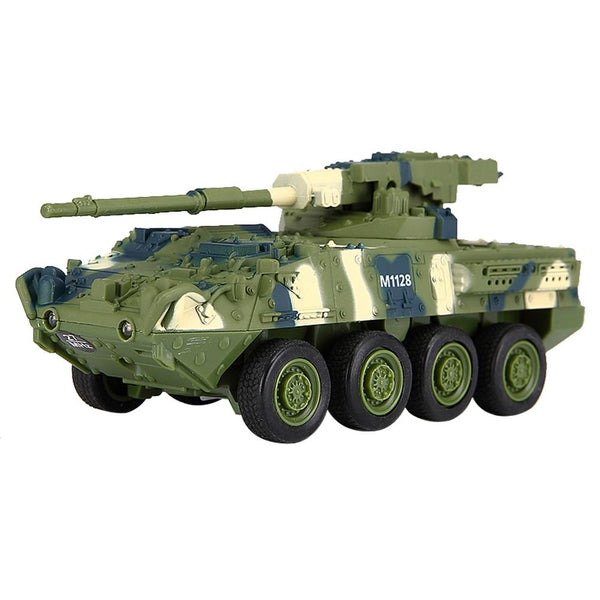 RC Car Artillery Prime Mover Armoured Vehicle Model Car Radio Remote Control Truck Electric Model Cars