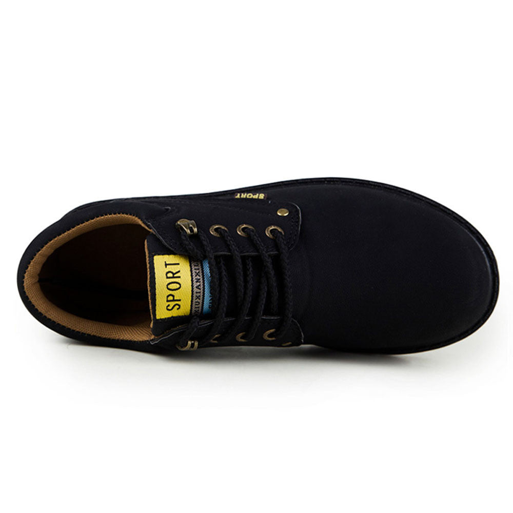 Men Fashion Dr.Martens Boots Casual Lace Up Leather Low Shoes