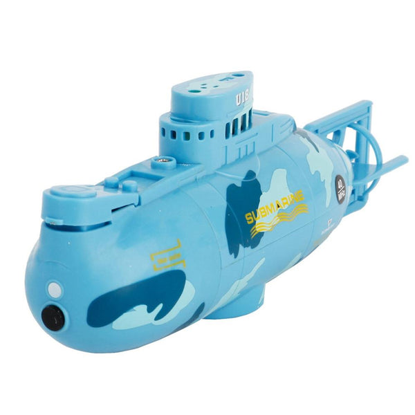 Mini Radio Remote Control RC Submarine Toy Emulational Military Mode