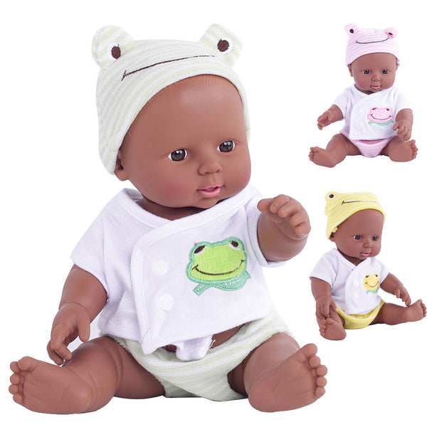 Baby Emulated Doll Soft Children Reborn Baby Doll Toys Boy Girl Birthday Gift