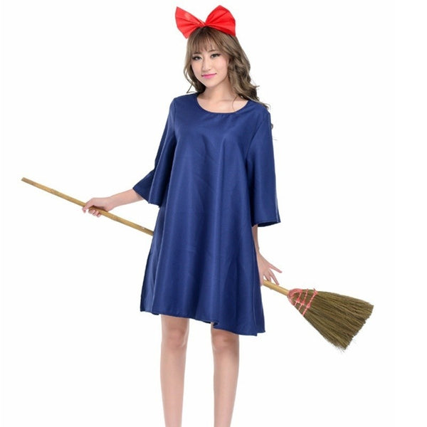Halloween costume Costume magic female house nasty witch kiki stage performance